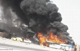 قتلى في انفجار سيارة مفخخة استهدفت مطعماً في العراق..