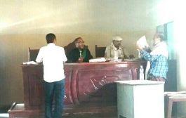 محكمة الحصين الابتدائية تسأنف عملها كاول محكمة في محافظة الضالع