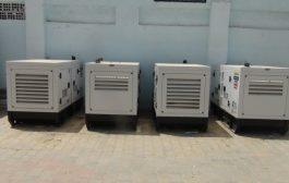 توزيع مولدات كهربائية للمرافق الصحية الصحية في عدد من المحافظات اليمنية