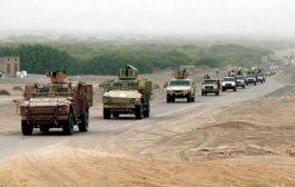 تعزيزات عسكرية كبيرة تصل الحديدة