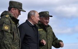 وزير الدفاع الروسي لبوتين:
