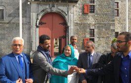 رئيسة بعثة الاتحاد الاوروبي لدي اليمن تنفي للدكتور محمد علي السقاف انها اجرت اي تصريح او حوار حول أزمة اليمن