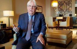 غريفيت : وثيقة جديدة للحل السياسي في اليـمن سيتم طرحها في اجتماعات السويد