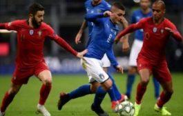 البرتغال أول المتأهلين إلى نصف نهائي لدوري  الامم الأوروبية
