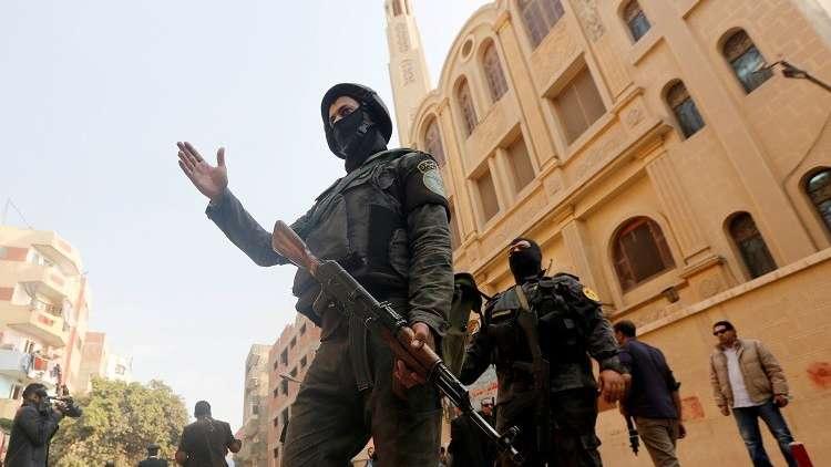 مصر.. مقتل 7 أشخاص في عمل ارهابي استهدف حافلة للاقبط في محافظة المنيا