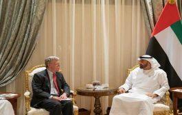 ولي عهد أبو ظبي يبحث مع بولتون القضايا الإقليمية والدولية