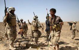 قوات الشرعية تسيطر على مواقع جديدة في مدينة حرض بحجة