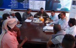 الاتفاق على رفع اضراب عمال النظافة بالعاصمة عدن