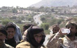 انتصارات جديدة لقوات الجيش والمقاومة والحزام الأمني في جبهة مريس - دمت (التفاصيل)