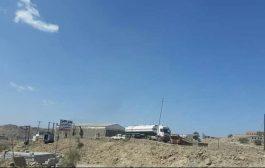 كهرباء مديرية الحد تدشن استلام اول بوزة وقود من المنحة السعودية