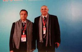بعد مشاركة ناجحة الاشتراكي واربعة احزاب يمتية : من هانغشتو الى شانغهاي لمناقشة العلاقات الصينية العربية