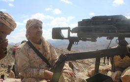 في اعنف هجوم مباغت  للجيش الوطني ..المليشيات تتلقى ضربة موجعة بجبهة الشريجة الراهدة