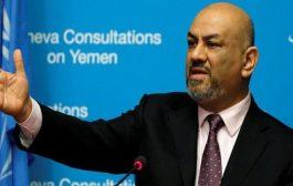 اليماني : أي تواجد للقوات الأممية في مدينة الحديدة يتطابق مع القوانين اليمنية غير مرغوباً فيه