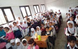 العميد النوبي يتبرع ب5 مليون ريال يمني لمدرسه الزهراء للبنات في الحبيلين بردفان