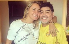 مارادونا يُطرد من منزله في فضيحة من الطراز الرفيع