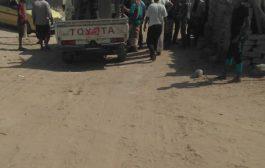 مواطني حي السيسي في البريقة يشكون من بلطجة افراد موقع يتبع الشرطة العسكرية