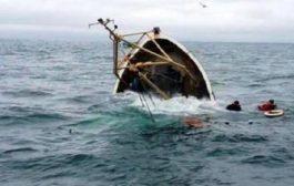 نجاة ركاب مركب بحري من الغرق قبالة شواطئ المكلا