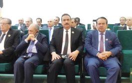 الوليدي يشارك في مؤتمر قادة الشرطة والامن العرب في دورته الثانية والأربعين في تونس