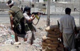 قتلى وجرحى في استهداف الجيش الوطني لمخازن المليشيات
