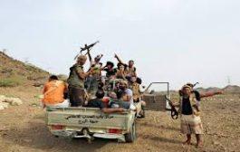 العمالقة الجنوبية تتصدى لخروقات الحوثي بالحديدة