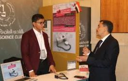 المخترع الجفري يشارك في المعرض الدولي الحادي عشر للإختراعات في الشرق الأوسط بدولة الكويت