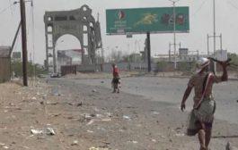 بالتزامن مع تحشيد حوثي غير مسبوق : أشتباكات عنيفة تشهدها مدينة الحديدة