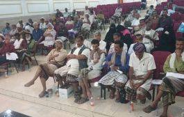 المجلس الانتقالي بأبين يعقد اجتماعه السنوي الثاني في زنجبار بأبين