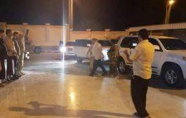 رئيس المجلس الانتقالي الجنوبي يصل العاصمة عدن