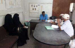 اجتماع لمناقشة استعدادات التدشين لامتحانات العملية في المعهد التقني لزراعي بجعار