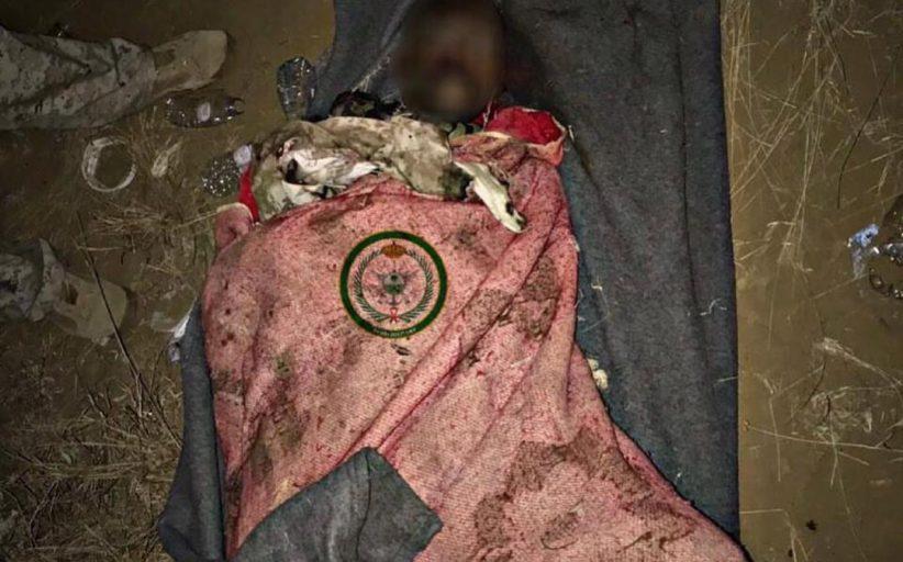 عاجل / مقتل قائد القوات الخاصة لميليشيات الحوثي في الملاحيظ