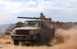 مصرع 7 حوثيين في قصف مدفعي استهدف غرفة عمليات لمليشيا الحوثي شمال صعدة
