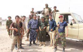 أمن عدن ينفذ حملة أمنية جديدة لإزالة الاستحداثات العشوائية بأراضي الدولة بالممدارة