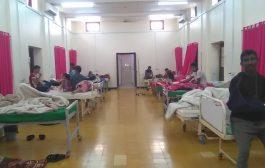 مستشفى باصهيب العسكري في عدن يقدم خدمات طبية متميزة لجرحى الجيش الوطني والمقاومة