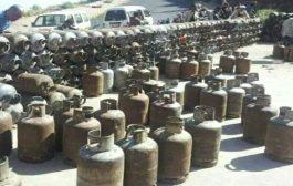 مسؤول: مليشيا الحوثي نهبت 700 قاطرة غاز وبيعها في السوق السوداء