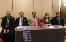 عسكر يبحث مع المنظمة الدولية للإصلاح الجنائي أوجه التعاون المشترك
