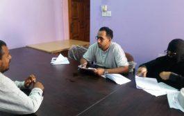 اختتام إجراء المقابلات الشخصية ضمن مشروع المجتمعات التعاونية بلحج