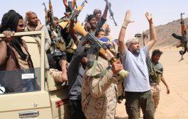 نجاة محمد العرب ومراسل وكالة الانباء اليمنية سبأ والفريق المرافق لهم بصعده