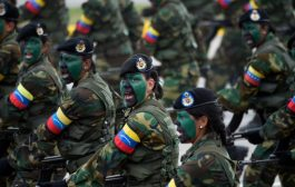 منشقون عن الجيش الفنزويلي يصلون إلى كلومبيا