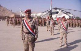 قوات عسكرية ضخمة من المنطقة الأولى بحضرموت تزحف للإلتحام بمواقع الجيش الوطني بهذه الجبهات