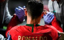 رونالدو يتحدث عن إصابته: أعرف جسدي جيدا