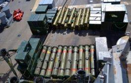 ضبط شحنة صواريخ كانت في طريقها للحوثيين