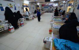 محافظة إب تتصدر عدد الوفيات بمرض الكوليرا ..منظمة الصحة العالمية تعلن حصيلة الوباء