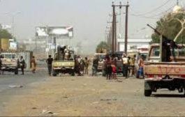 الحـديدة | اشتباكات عنيفة بالأسلحة الثقيلة تهز المدينة