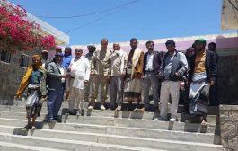 إعلامي من لحج يطلق مناشدة لإنقاذ سكان مديرية الحد