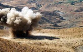 مقتل رجل وامرأة بلغم أرضي للحوثيين في الجوف