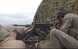 المرقشي من داخل صعدة يتوعد باستئصال الحوثي وبأن المعركة لن تتوقف إلا بحالتين