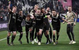 أياكس يتقدم على الكبار في دوري أبطال أوروبا