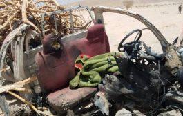 استشهاد وإصابة 5 مواطنين من أسرة واحدة بينهم أطفال بانفجار لغم حوثي بالجوف