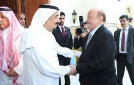 الملك سلمان يقدم عرضاً جديداً للرئيس هادي ويوجه اليه هذه الرسالة