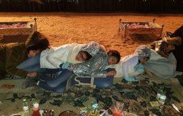 """الوليد بن طلال يثير جدلاً واسعاً بنشره صور لـ""""أميرات نائمات"""" بهذا الشكل"""